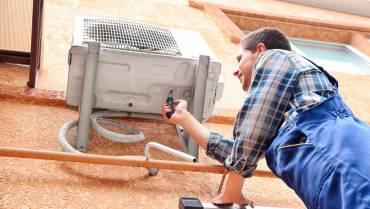 Reparación de aires acondicionados